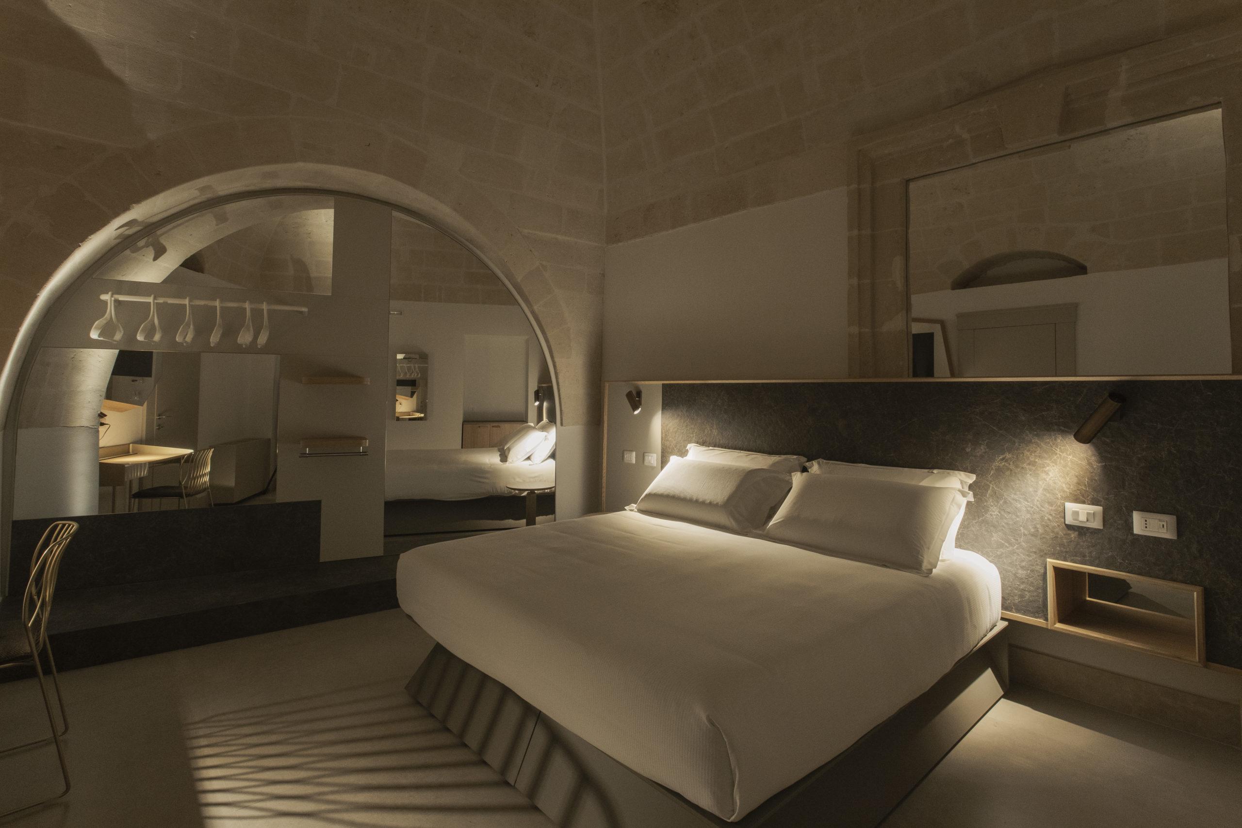 Euvodia Luxury Rooms B B Matera Centro Sassi